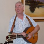 Gig at Lymm Folk Club 1 August 2013